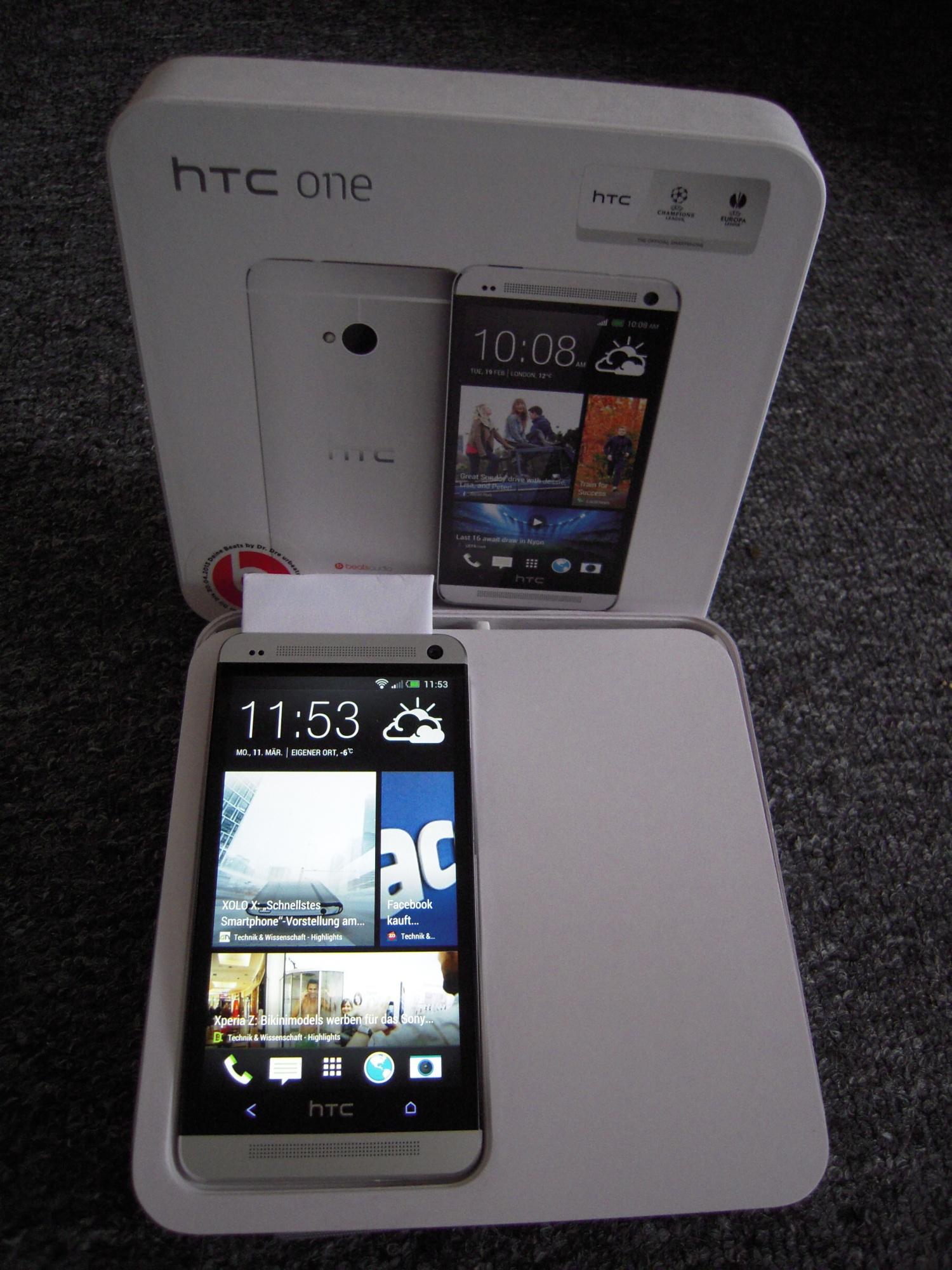 DSCN0440 HTC One Testbericht   Forenmoderator testet das neue Android Smartphone