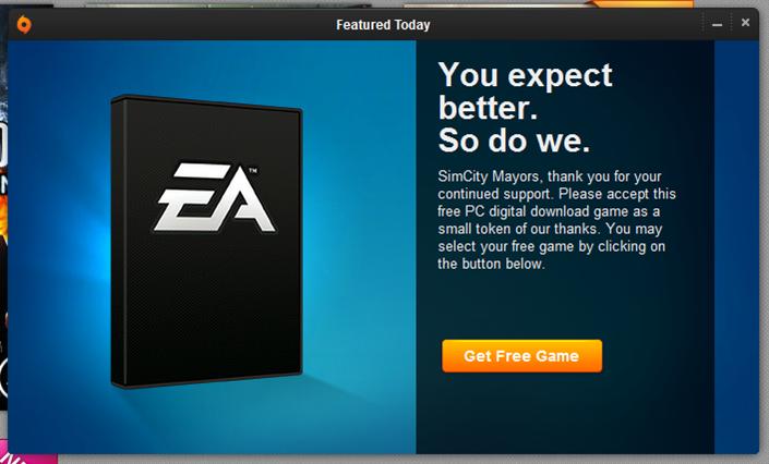 SimCity: EA bietet Battlefield 3, Mass Effect 3 und mehr kostenlos als Ersatz