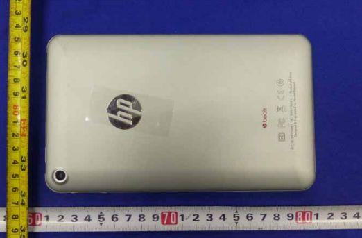 HP Slate 7 taucht bei FCC auf