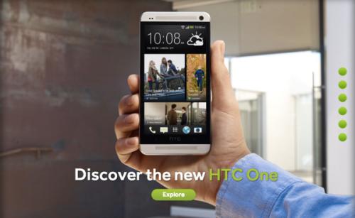 HTC One – vor dem Kauf virtuell antesten