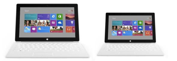 Microsoft ebnet den Weg für Surface Mini und kleine Windows 8 Tablets