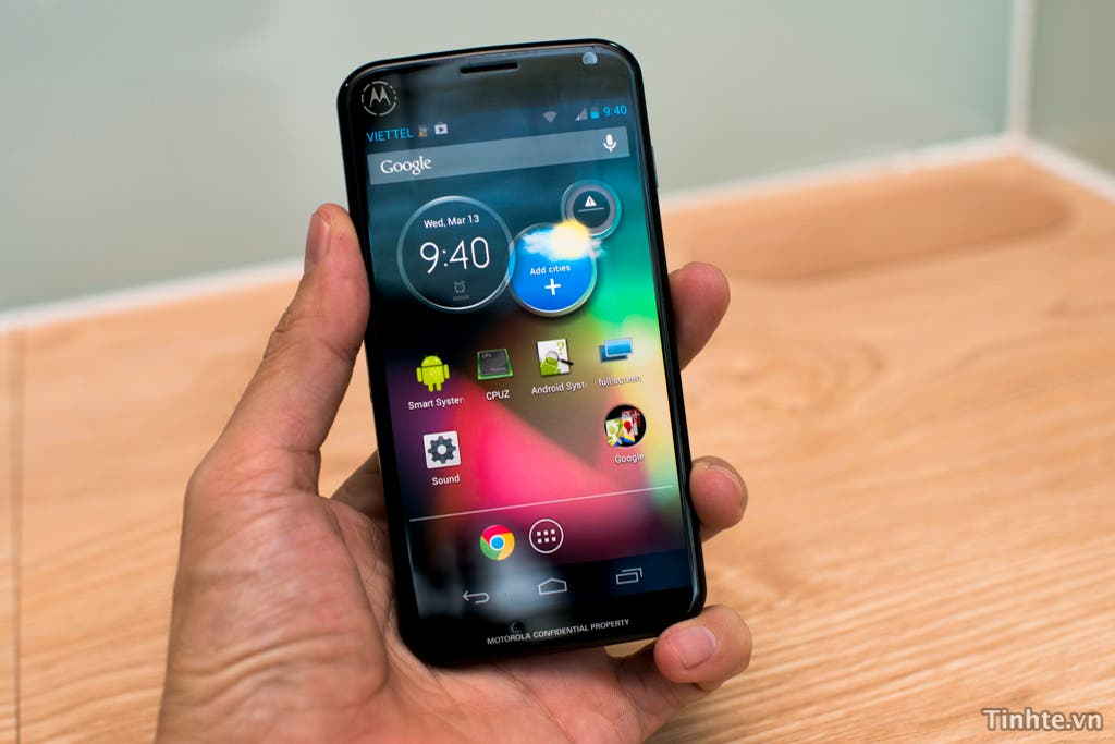 Mysteriöses Android-Smartphone von Motorola zeigt sich, nicht das X Phone