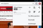 Opera Beta Android 06 170x110 Opera Beta mit WebKit Engine für Android