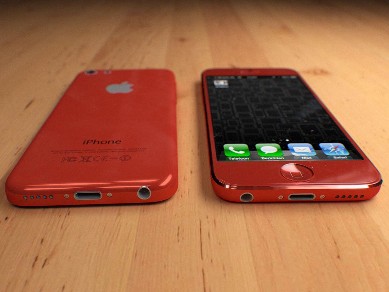 Plastik-iPhone: Gerüchte visualisiert