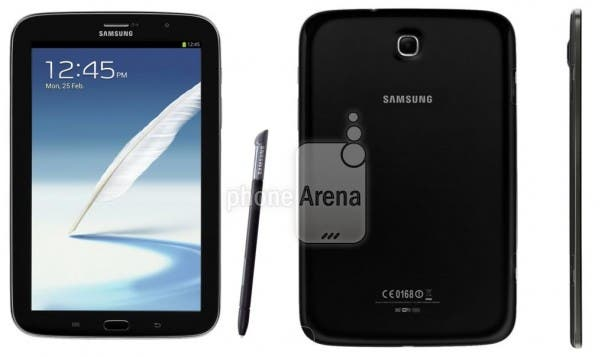Samsung Galaxy Note 8 0 Charcoal Black 605x357 Samsung Galaxy Note 8.0 in Schwarz!