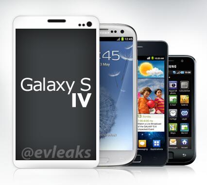 Samsung Galaxy S4: Leak verrät Spezifikationen *Update*