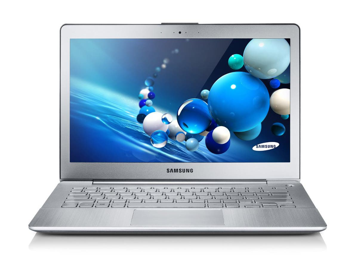 CeBIT: Samsung stellt Ultrabook der Serie 7 Ultra mit Full-HD-Touchscreen aus