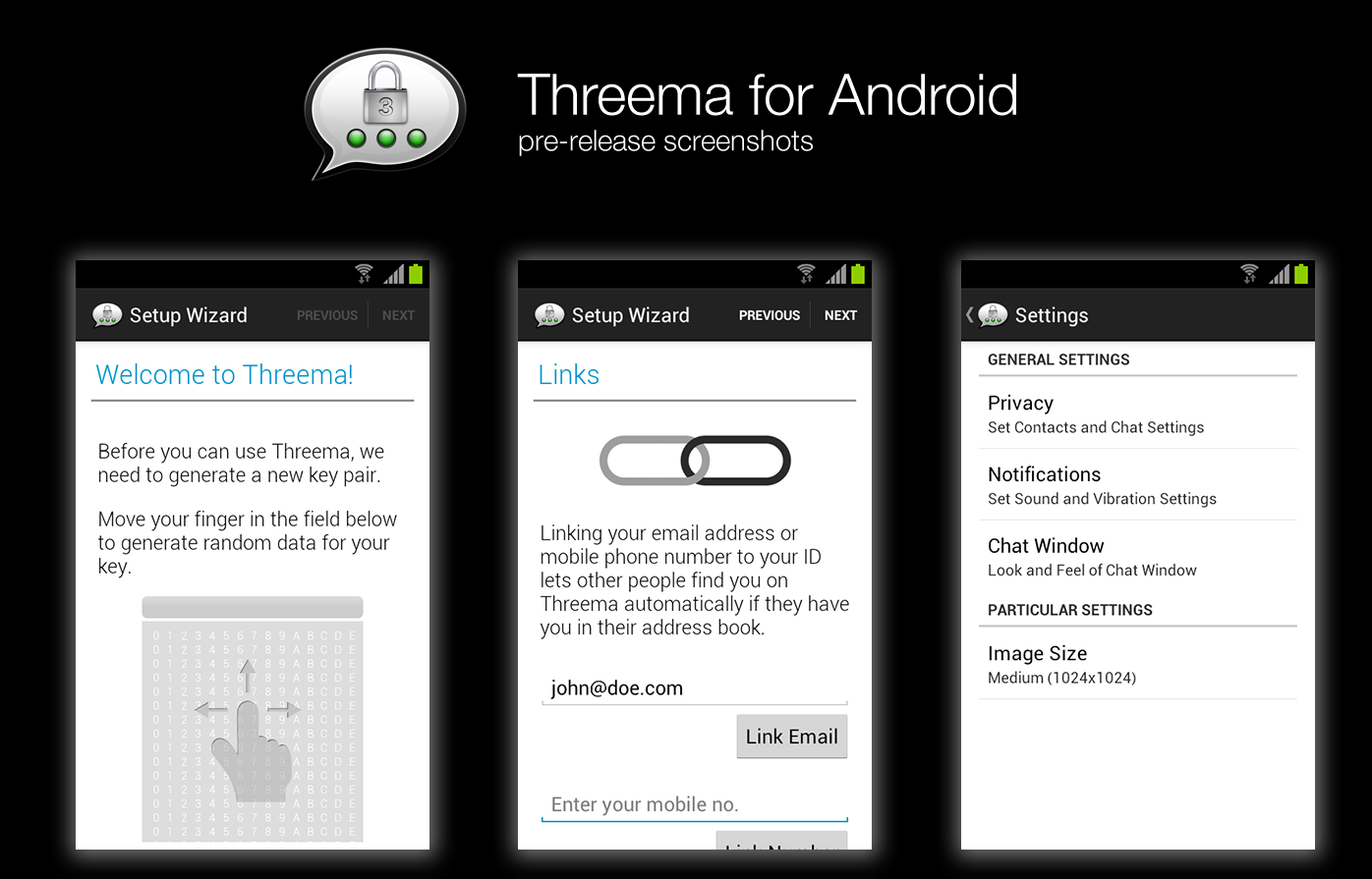 Threema für Android kommt im Mai