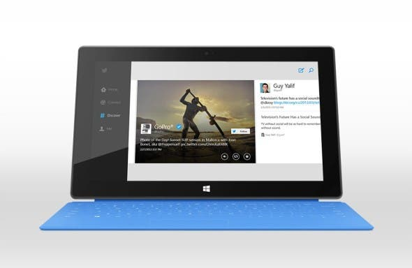 Twitter Windows 81 NVIDIA CEO: Windows RT ist eine Enttaeuschung   Outlook als Retter?!