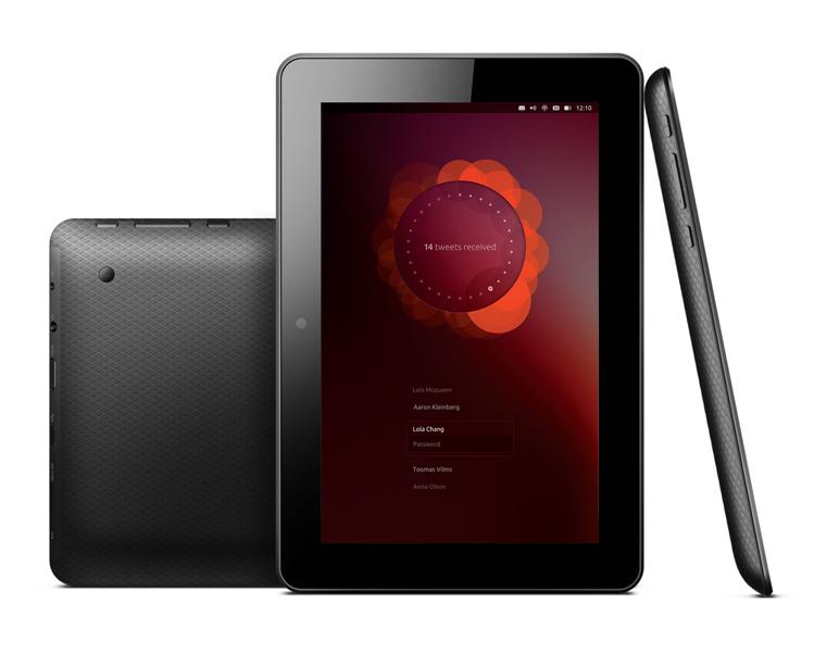 Intermatrix U7 Tablet mit Ubuntu vorbestellen – Versand im Oktober