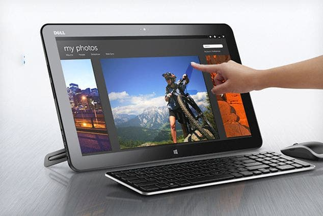Dell XPS 18: Windows 8 All-in-one und Tablet in einem