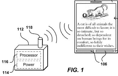 Jeff Bezos reicht Patent für Tablet ohne Akku und Prozessor ein