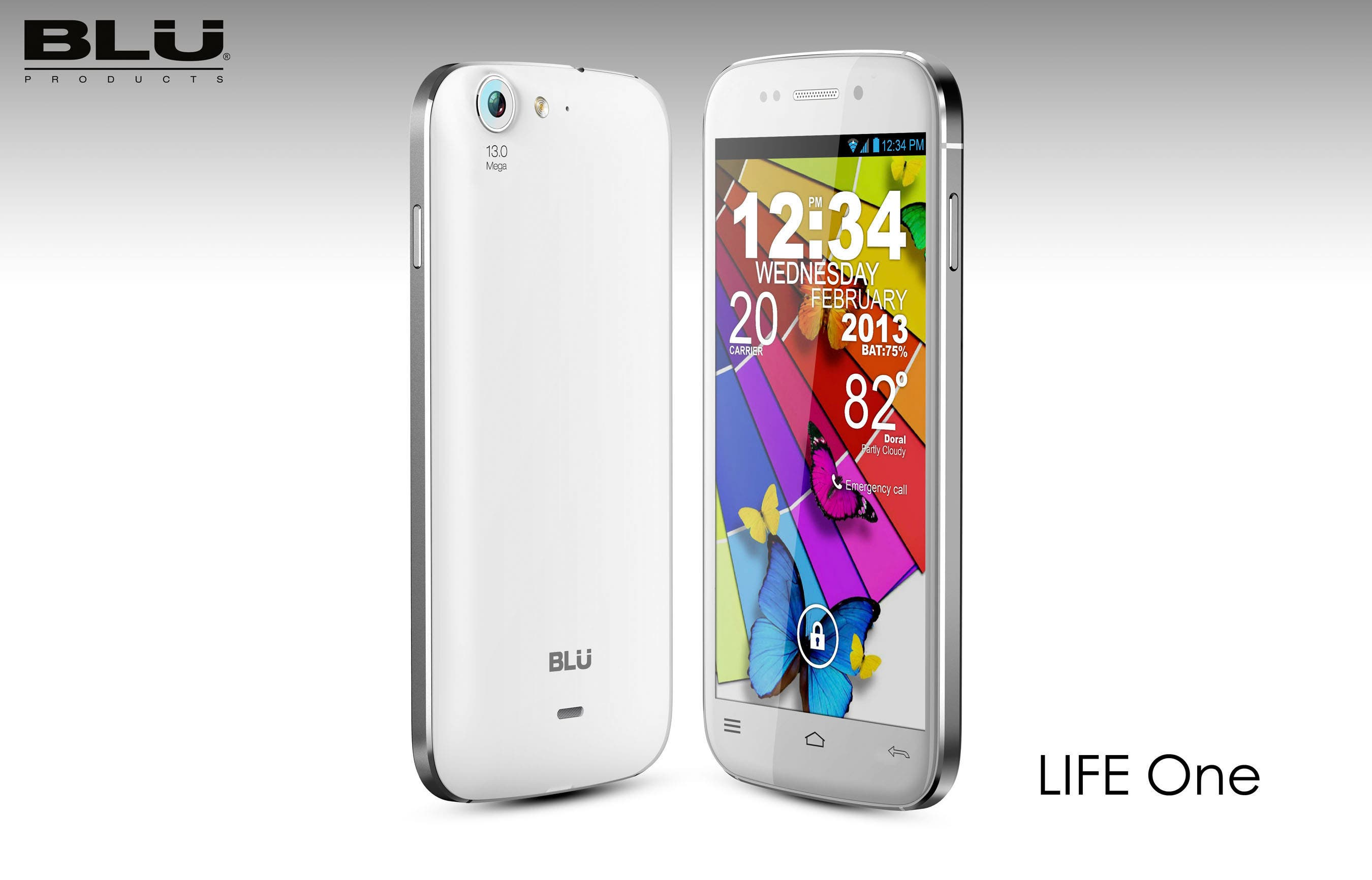 BLU PRODUCTS ONE