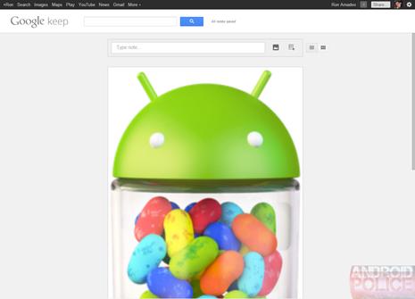 Google Keep: Evernote Konkurrent auf dem Weg? *Update: Wieder live!*