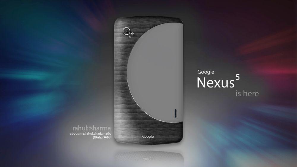 google nexus 5 concept 2 Google Nexus 5 Konzept zeigt sich