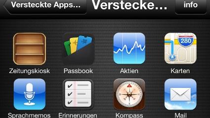 HiddenApps: 15-jähriger Deutscher trickst Apple aus