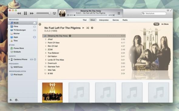Apple: Musik-Streamingdienst à la Spotify lässt auf sich warten