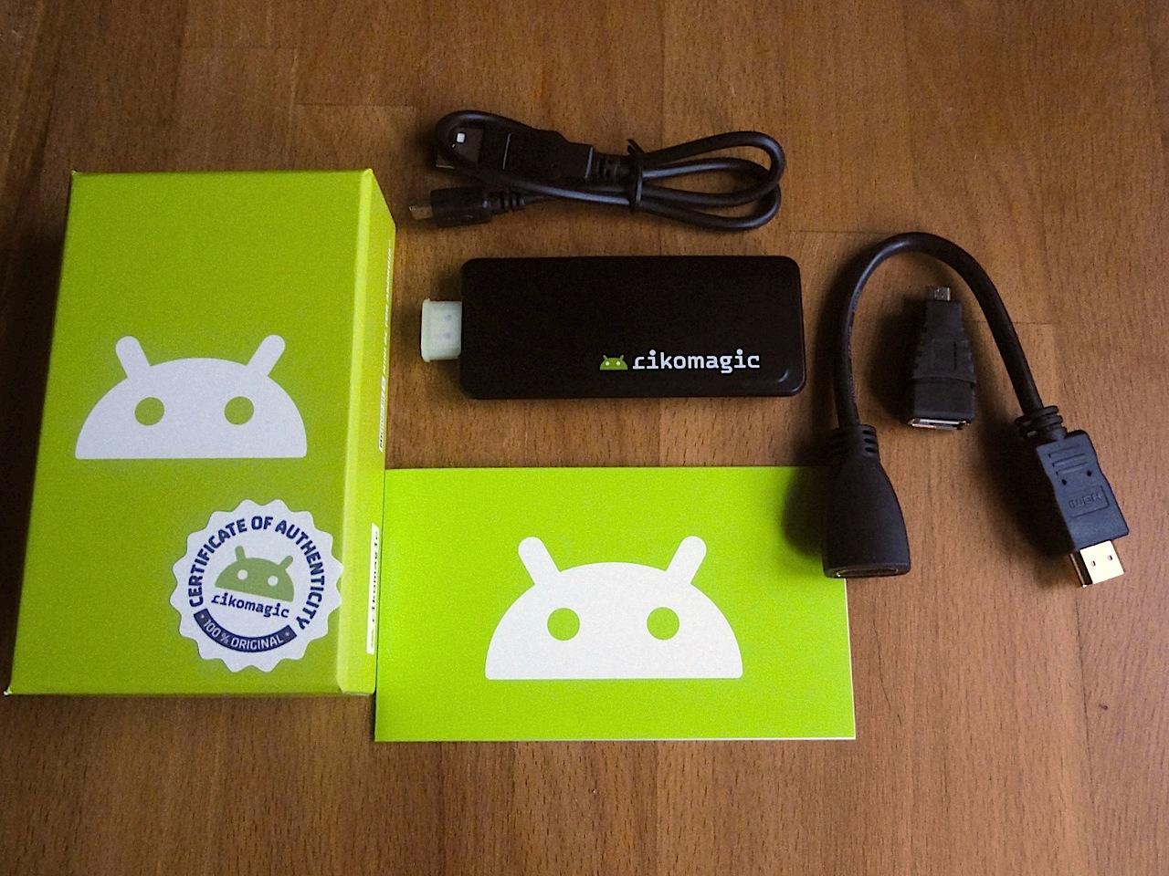 MK802IIIS Testbericht – Ein Android Stick als PC Ersatz?
