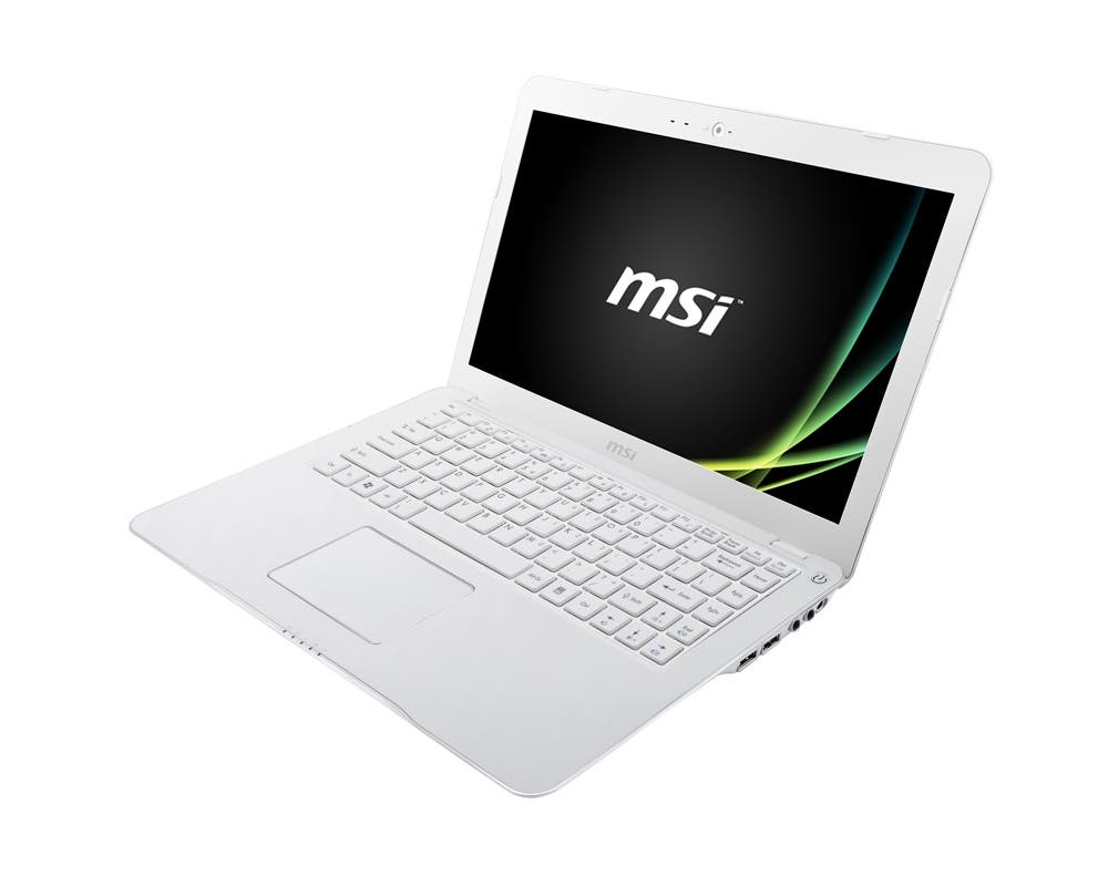 CeBIT: MSI S30 Ultra-Thin Notebook im Hands-on