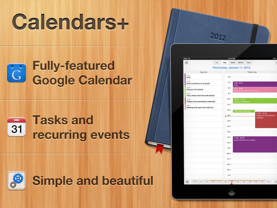 Readdle: Calendars heißt jetzt Calendars+, neue kostenlose Kalender App und 10 Einladungen als Beta-Tester