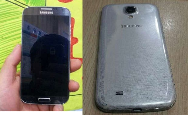Samsung Galaxy S4: Sehen wir hier die ersten 'echten' Bilder?