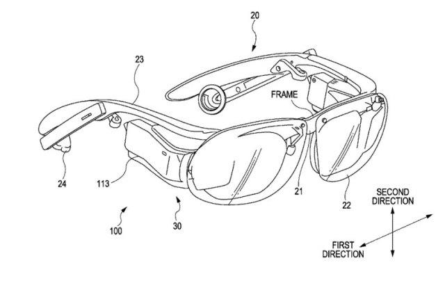 Auch Sony arbeitet an Google Glass Konkurrent