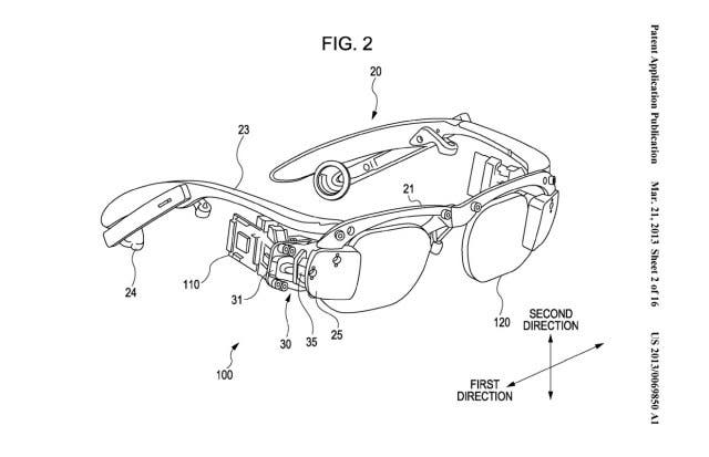 sony glass 2 Auch Sony arbeitet an Google Glass Konkurrent