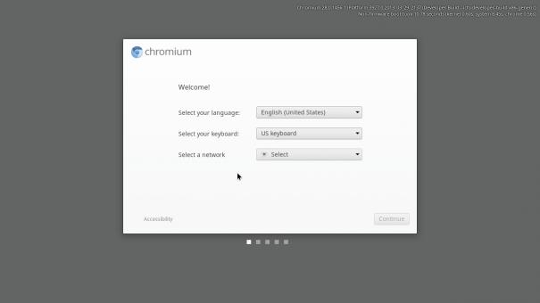 ChromiumOS Install