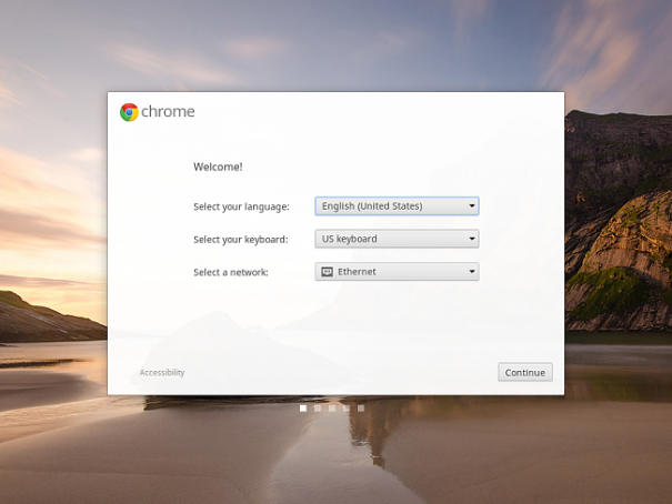 ChromeOS Installer