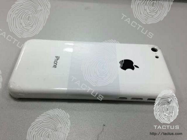 Apple: Sehen wir hier das Plastikgehäuse vom Billig-iPhone?