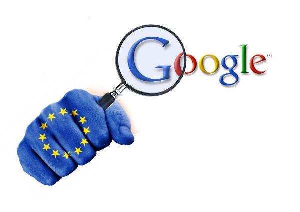 Wegen Android: EU Wettbewerbsbeschwerde gegen Google eingereicht