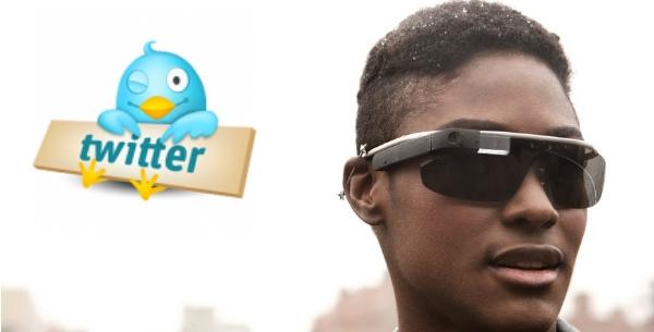 Offizielle Twitter App fuer Google Glass kommt