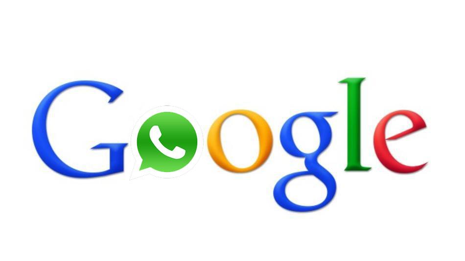 Gerücht: Schnappt sich Google Whatsapp für eine Milliarde Dollar?