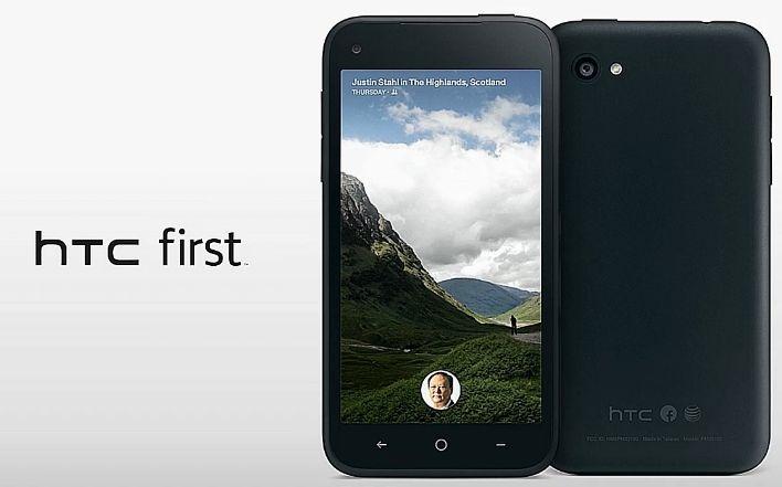 HTC First Flop: Facebook-Phone soll eingestellt werden