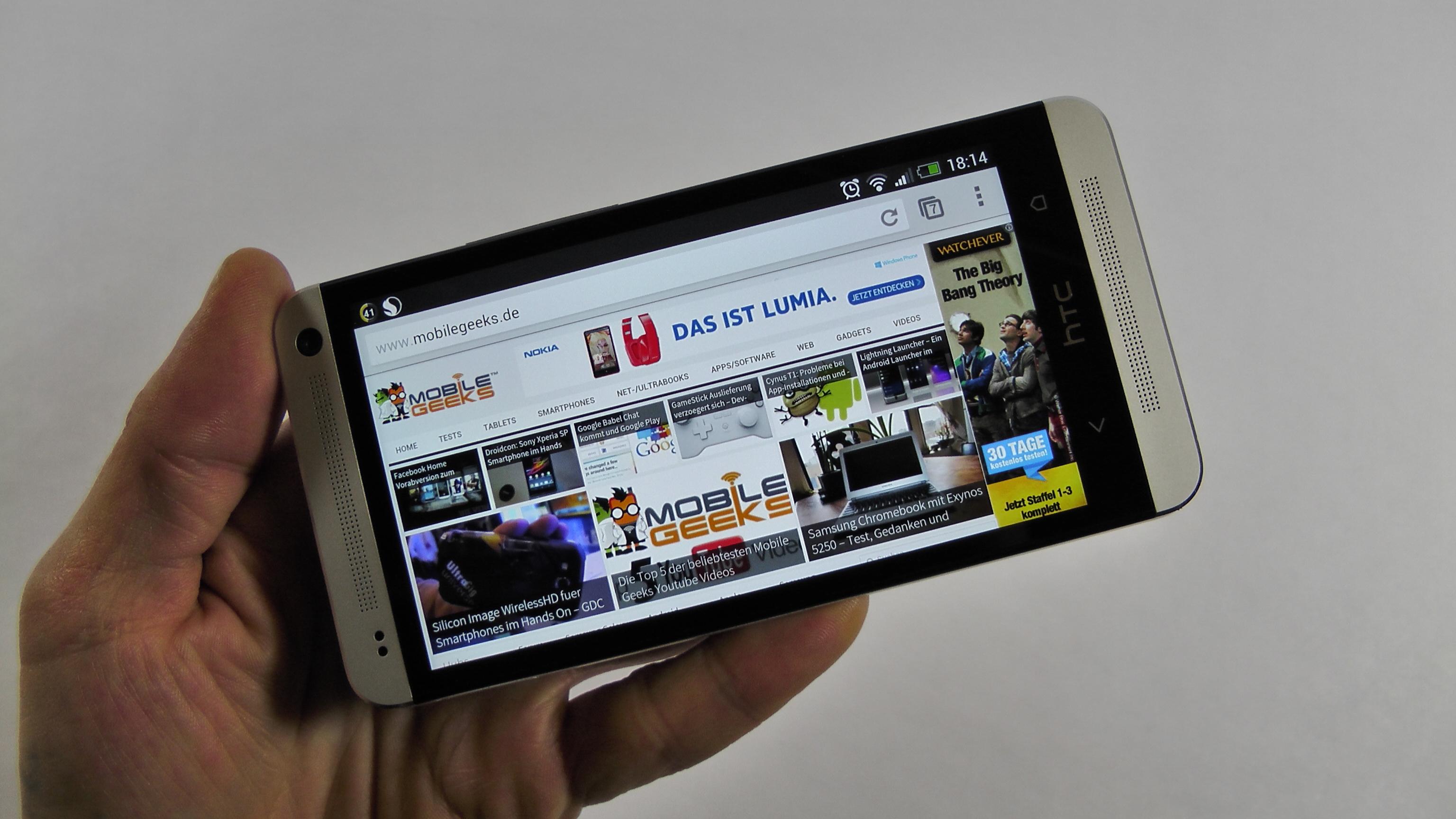 HTC One im ausführlichen Test