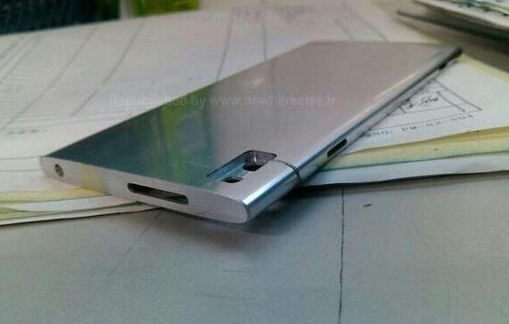 Huawei EDGE: Galaxy S4-Konkurrent taucht auf Bildern auf
