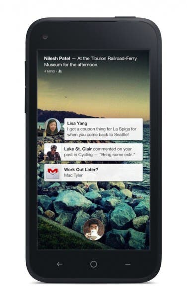 Notifications 377x605 Facebook Home: Offizielles Statement und Video