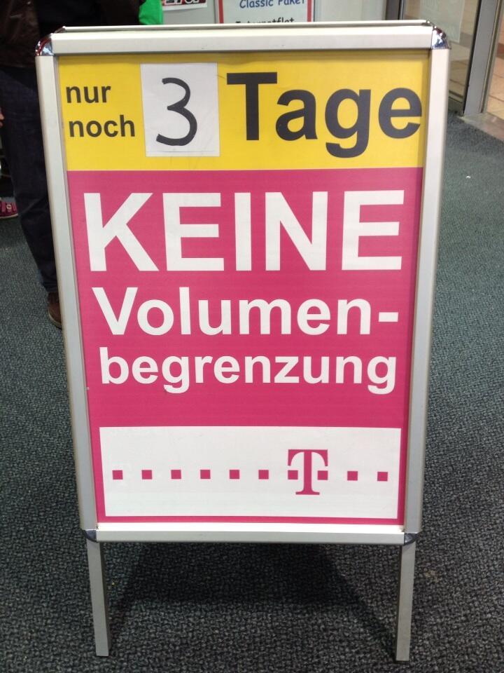 DSL-Drosselung der Telekom: auch 11 Milllionen Altkunden betroffen?