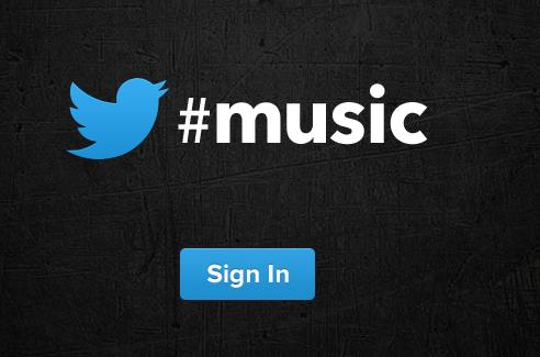 Twitter Music startet – aber nicht in Deutschland