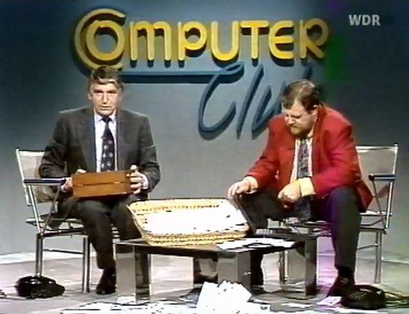 Computerclub: Die WDR Computer-Nacht