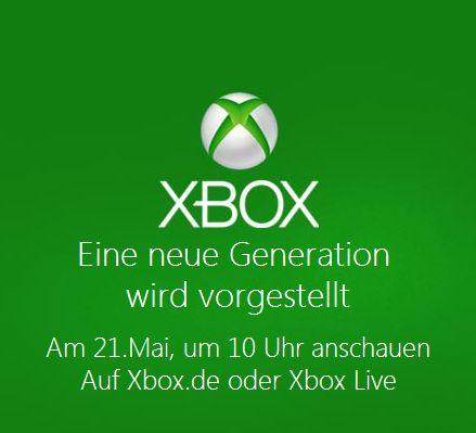Live-Stream: Microsoft stellt die neue Xbox vor – ab 19 Uhr