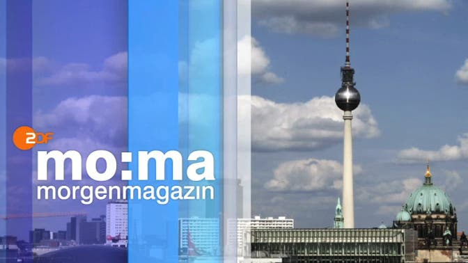 Mobile Geeks im ZDF Morgenmagazin ab ca. 6:05 Uhr!