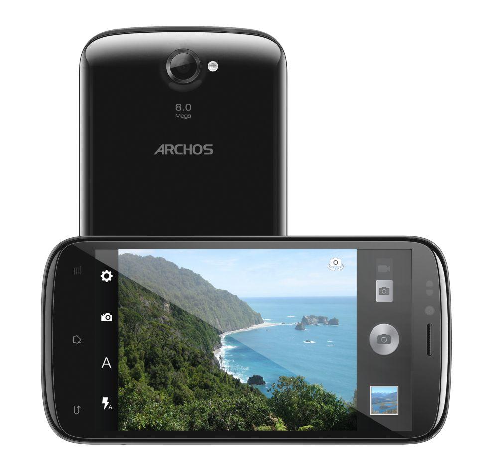 Archos: günstige Android-Smartphones offiziell vorgestellt