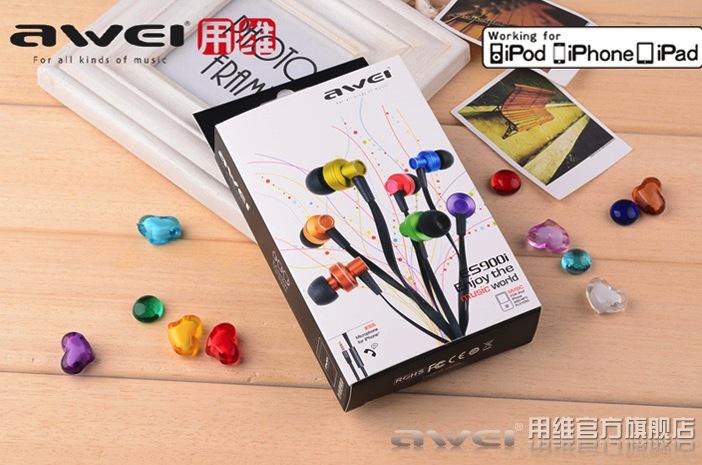 awei ES900i – In-Ear Kopfhörer kurz vorgestellt