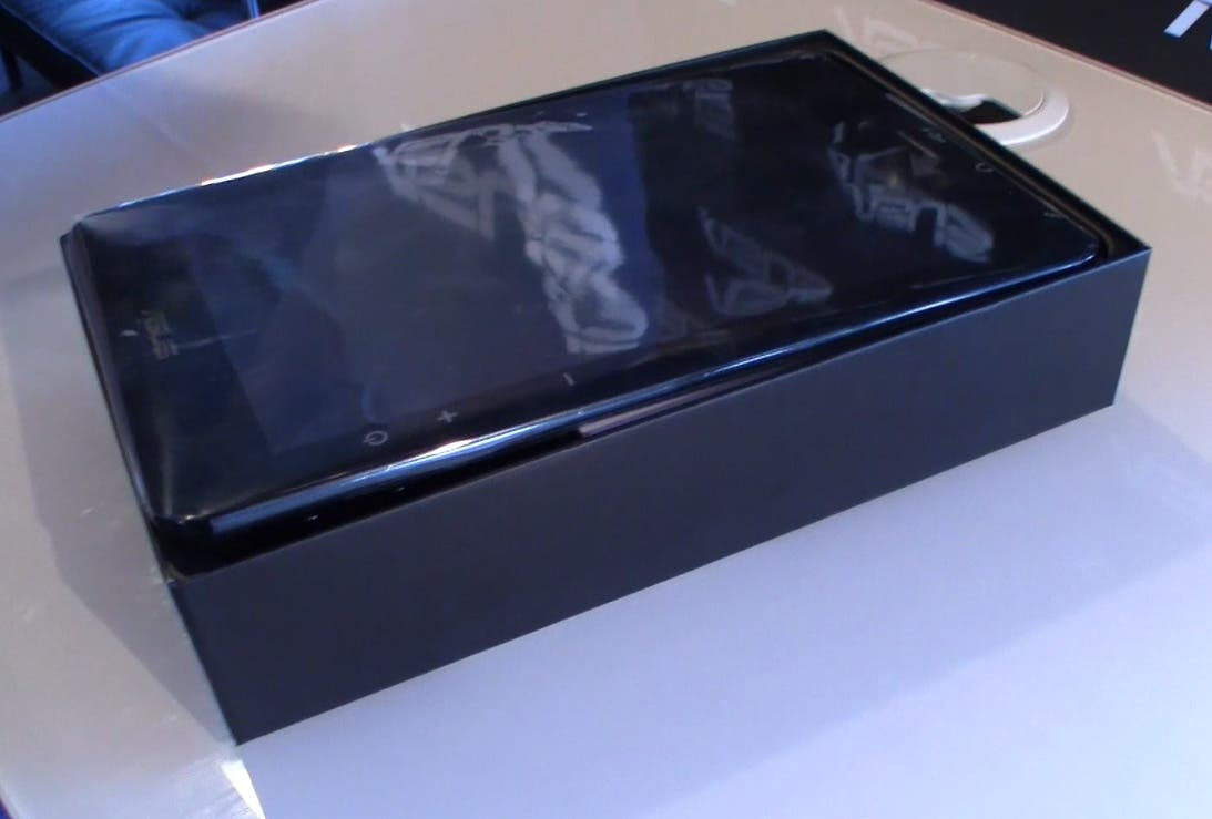 Video: Wir packen das ASUS Fonepad 7inch Tablet mit Telefon-Funktion aus