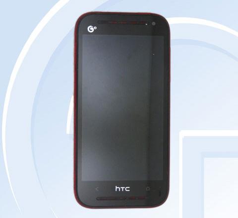 HTC 608t: 4.5inch Mittelklasse-Smartphone mit transparentem Rahmen & BoomSound?
