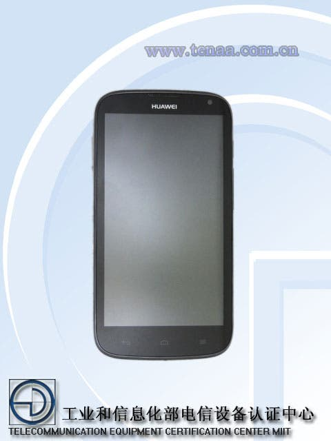 Huawei G610-C00 5,4inch Phablet mit Quadcore-CPU aufgetaucht