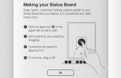 iPad Status Boad App 04