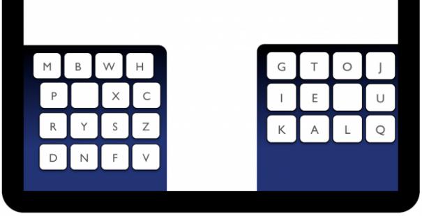 kalq highres 605x310 KALQ Tastatur: schneller schreiben auf dem Tablet dank neuem Layout