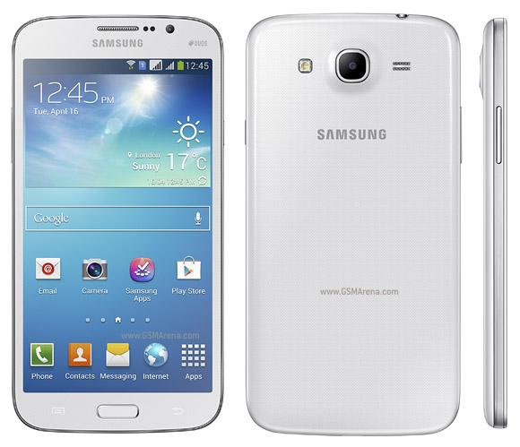 Samsung stellt Phablets Galaxy Mega 5.8 und 6.3 offiziell vor